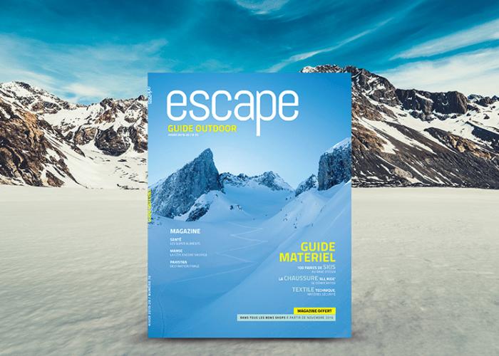 Magazine Escape