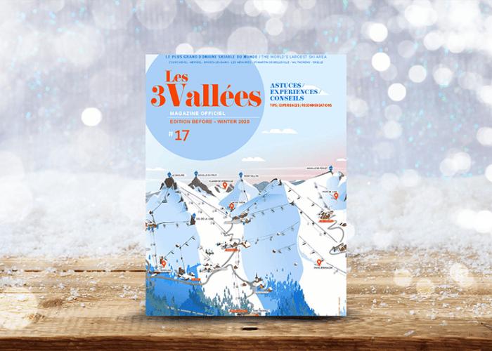 Magazine 3 Vallées